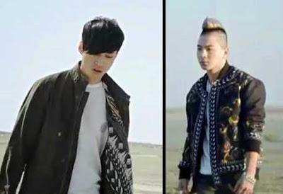 Tablo Tomorrow Taeyang collaboration desert scene