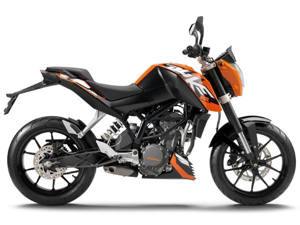 கேடிஎம் டியூக் 200