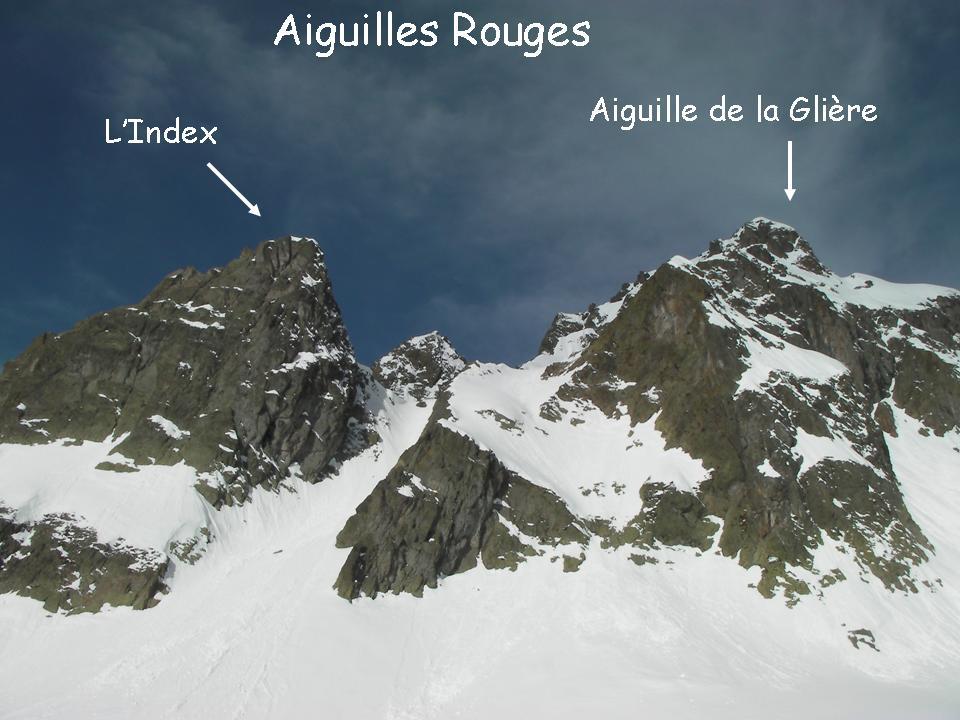 Trini Y Salva  Esqui En Chamonix