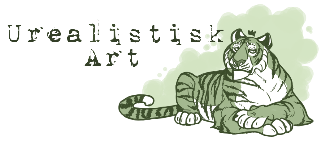 Urealistisk Art blog