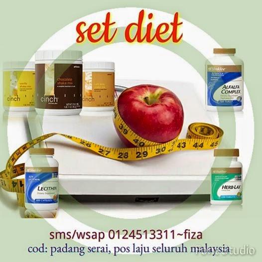 Petua Kurus dan Langsing - Let's Stay Healthy