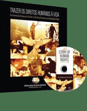 Brinde Grátis: Kit sobre os Direitos Humanos