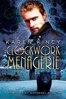 https://www.goodreads.com/book/show/22741735-clockwork-menagerie