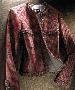 The Iconic Chanel Jacket.