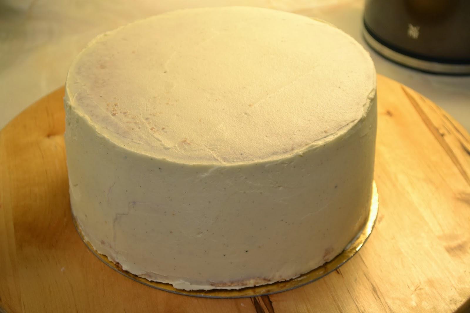 smörkräm till tårta