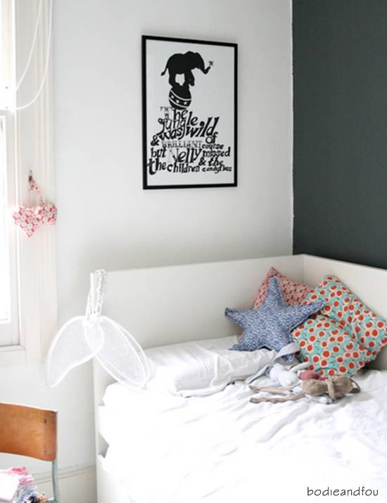 Quarto de criança x cinza  dcoracaocom  blog de decoração e tutorial diy