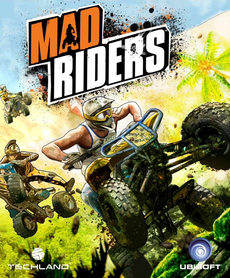 Mad Riders - Black Box Free Download