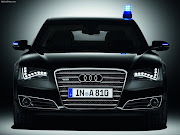 2012 Audi A8 L Security