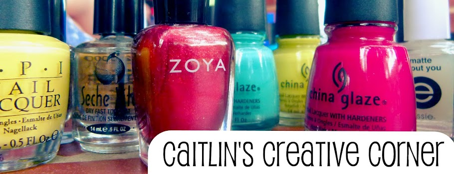 Caitlin&#39;sCreativeCorner