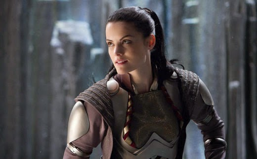 AGENTS OF S.H.I.E.L.D, CON LADY SIF E' DI NUOVO CROSSOVER - [MARVEL TV REVIEW]
