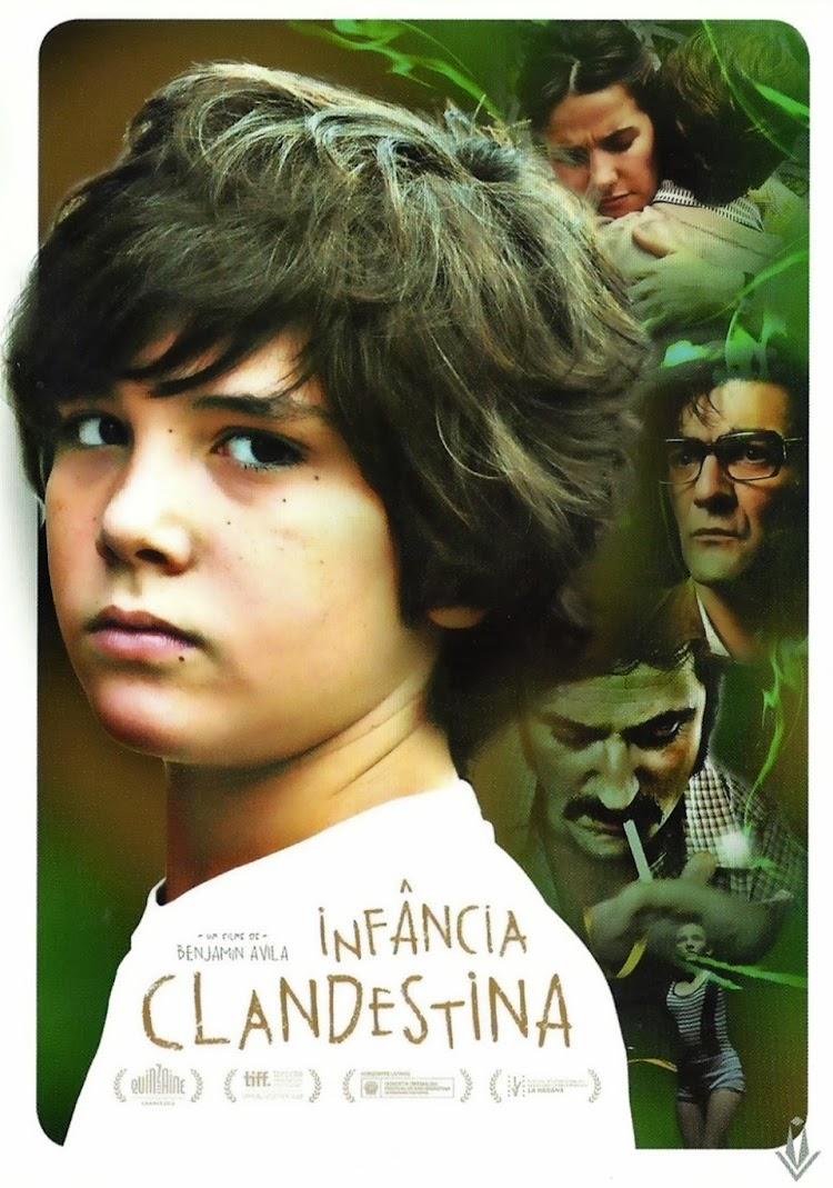 Infância Clandestina – Legendado (2011)