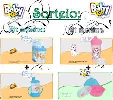 Sorteio: 2 Kits BabyGo