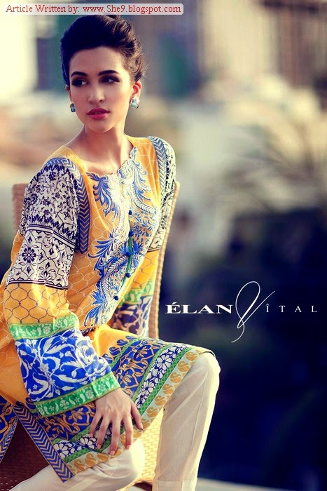 Elan Vital Collection 2014