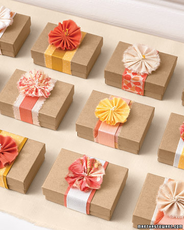 Hermosas cajas