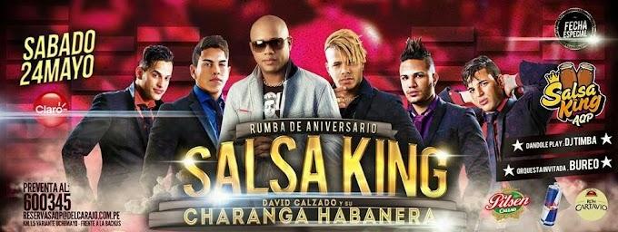 La  Charanga Habanera en Arequipa - 24 de mayo