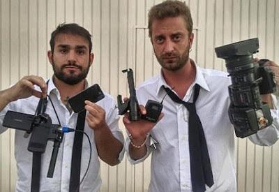 Diserang 2 Wartawan Italia, Leher Marquez Terluka