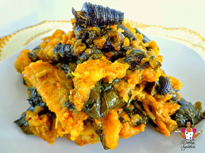 Dobbys signature nigerian food blog i nigerian food recipes i a native nigerian dish which originates from the south south eastern nigeria ie cross river and akwa ibom states of nigeria its a one pot meal made forumfinder Image collections