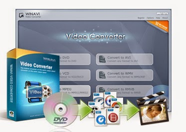 Download WinAVI Video Converter 11.6 + Patch