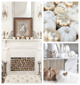 See how to decorate for fall with the prettiest pumpkins!