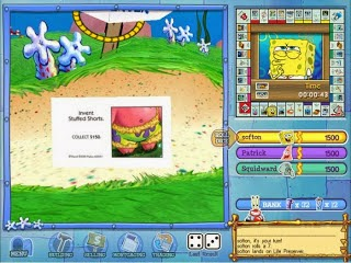 monopoly, game monopoly, edisi spongebob, game PC