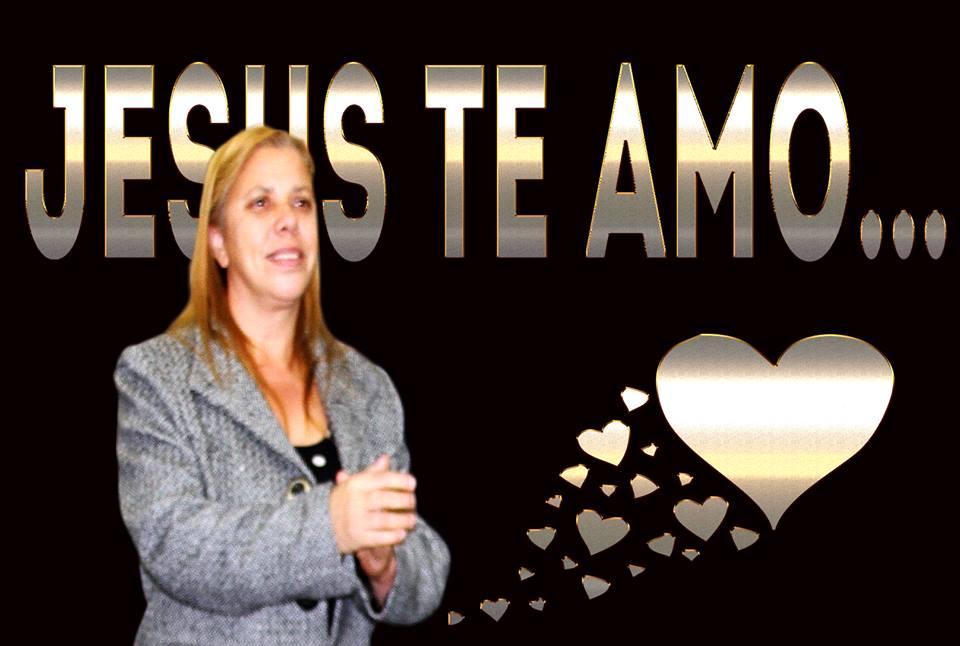 Jesus eu te amo...
