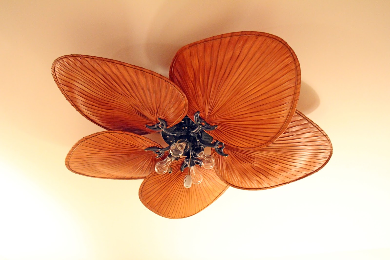 Grosgrain Crazy Amazing Ugly Ceiling Fan 35 Makeover