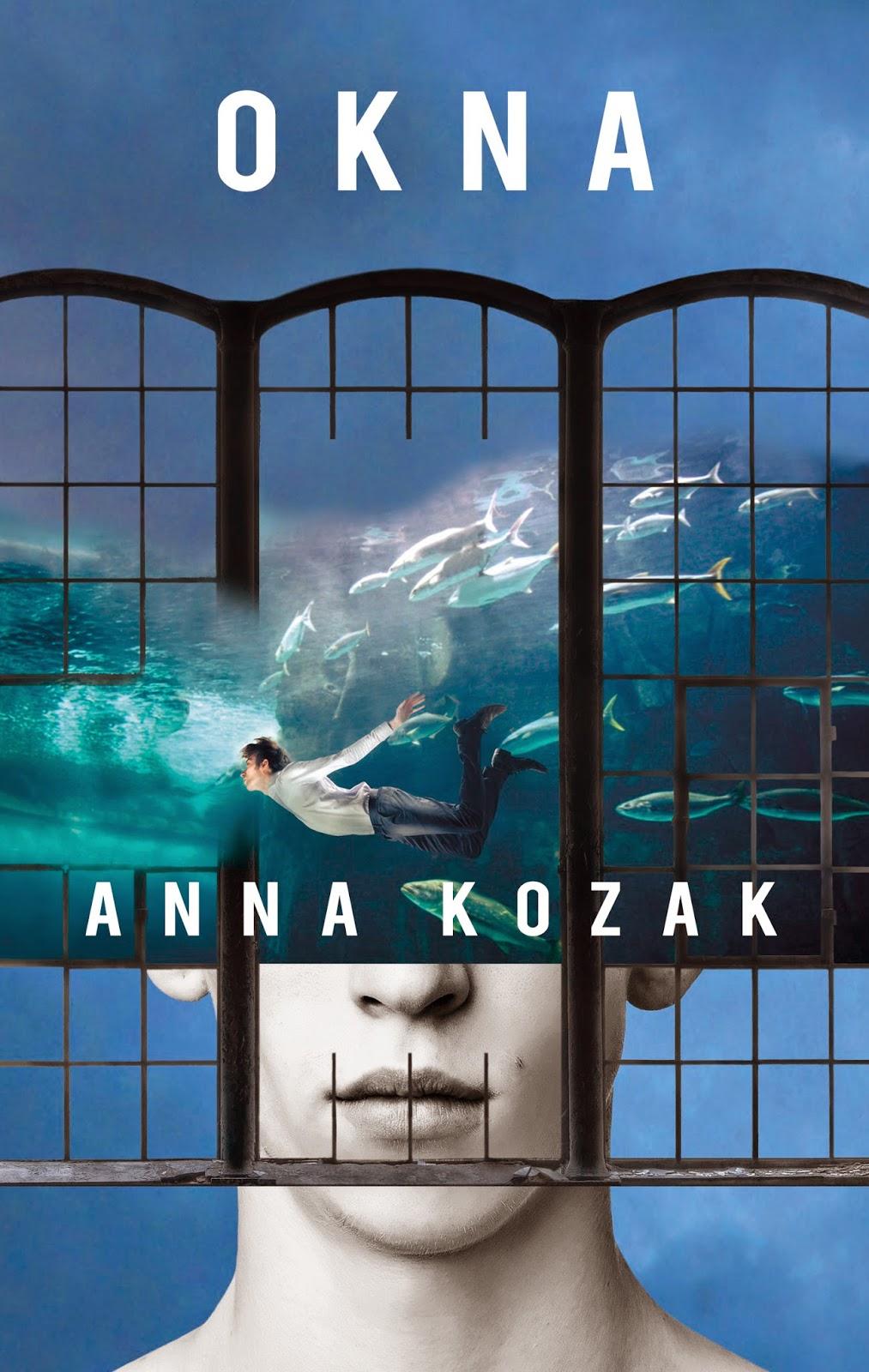 Co widać z okien szpitala psychiatrycznego? Premiera powieści Anny Kozak