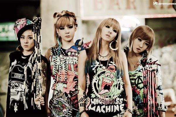2NE1 lọt vào top album đỉnh nhất thế giới 2014