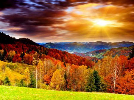 Mùa thu - Bộ sưu tập ảnh đẹp về mù thu