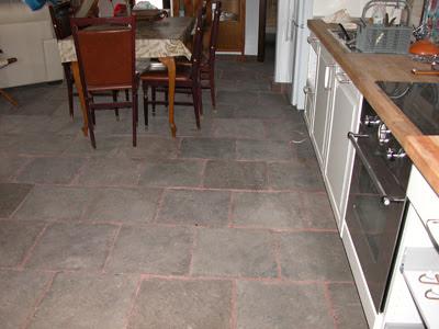 pavimentacion con piedra artificial