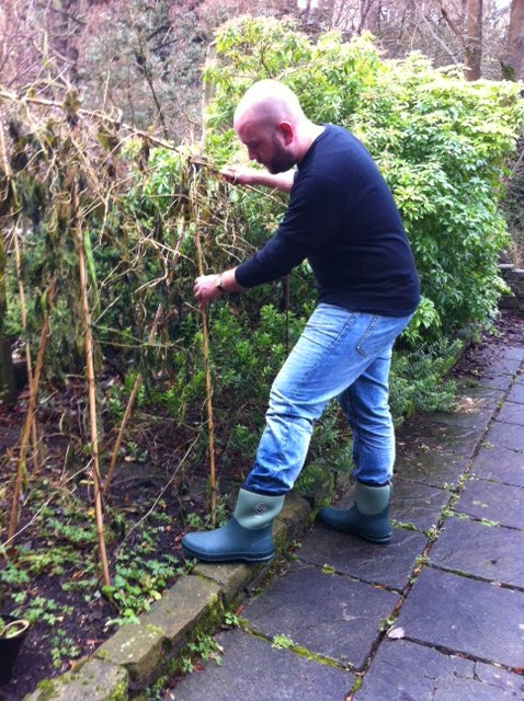 The London Vegetable Garden: Muck Boots: Perfect Winter Wear