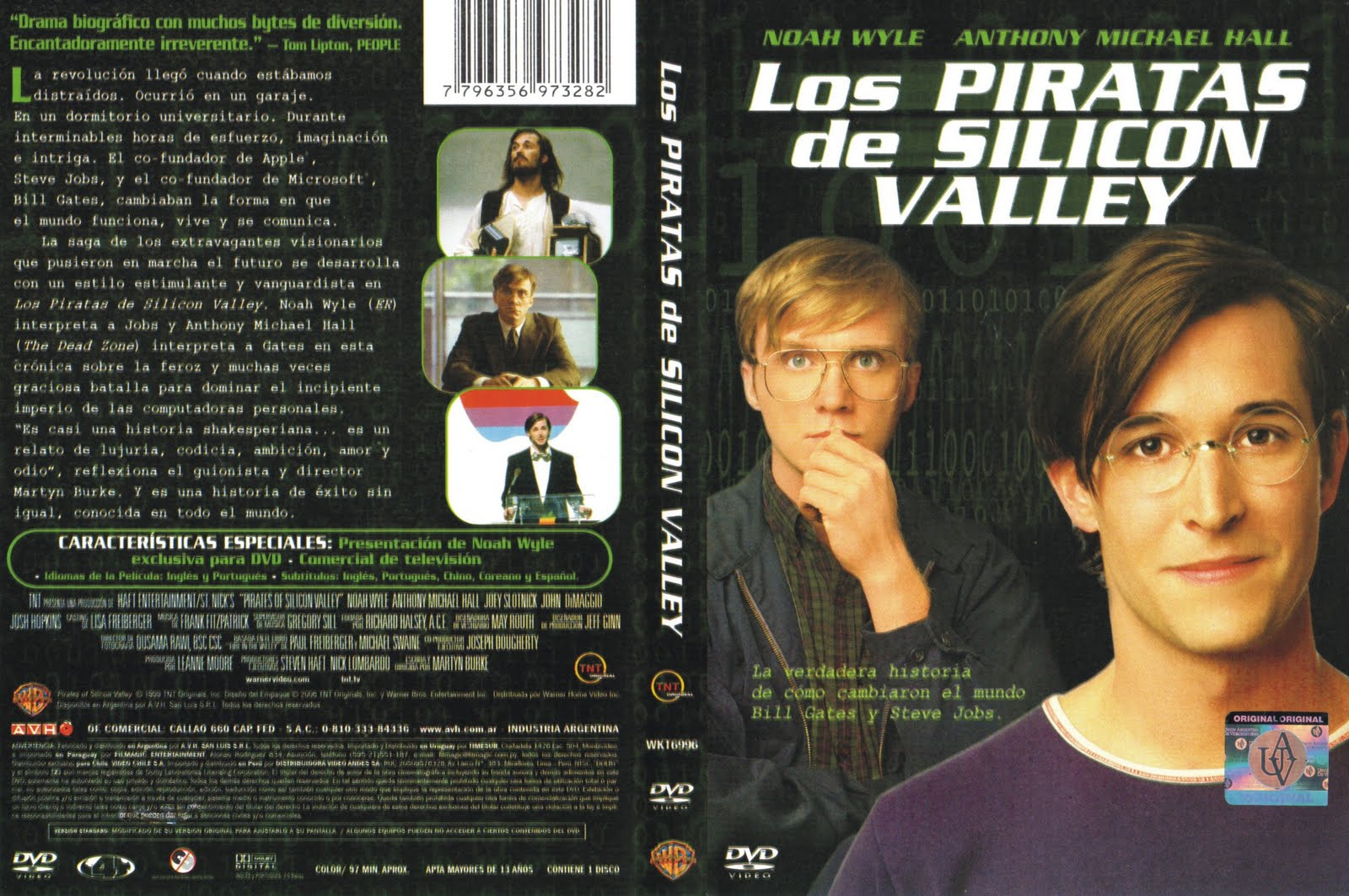 the movie pirates of silicon valley essay But if there is one entrepreneurship movie that students from all across the world  can find interesting it is pirates of silicon valley (1999.