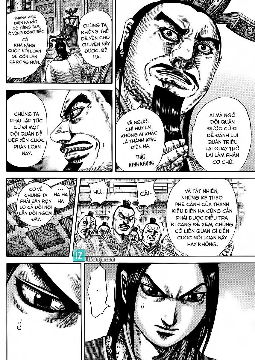 Kingdom – Vương Giả Thiên Hạ (Tổng Hợp) chap 371 page 17 - IZTruyenTranh.com