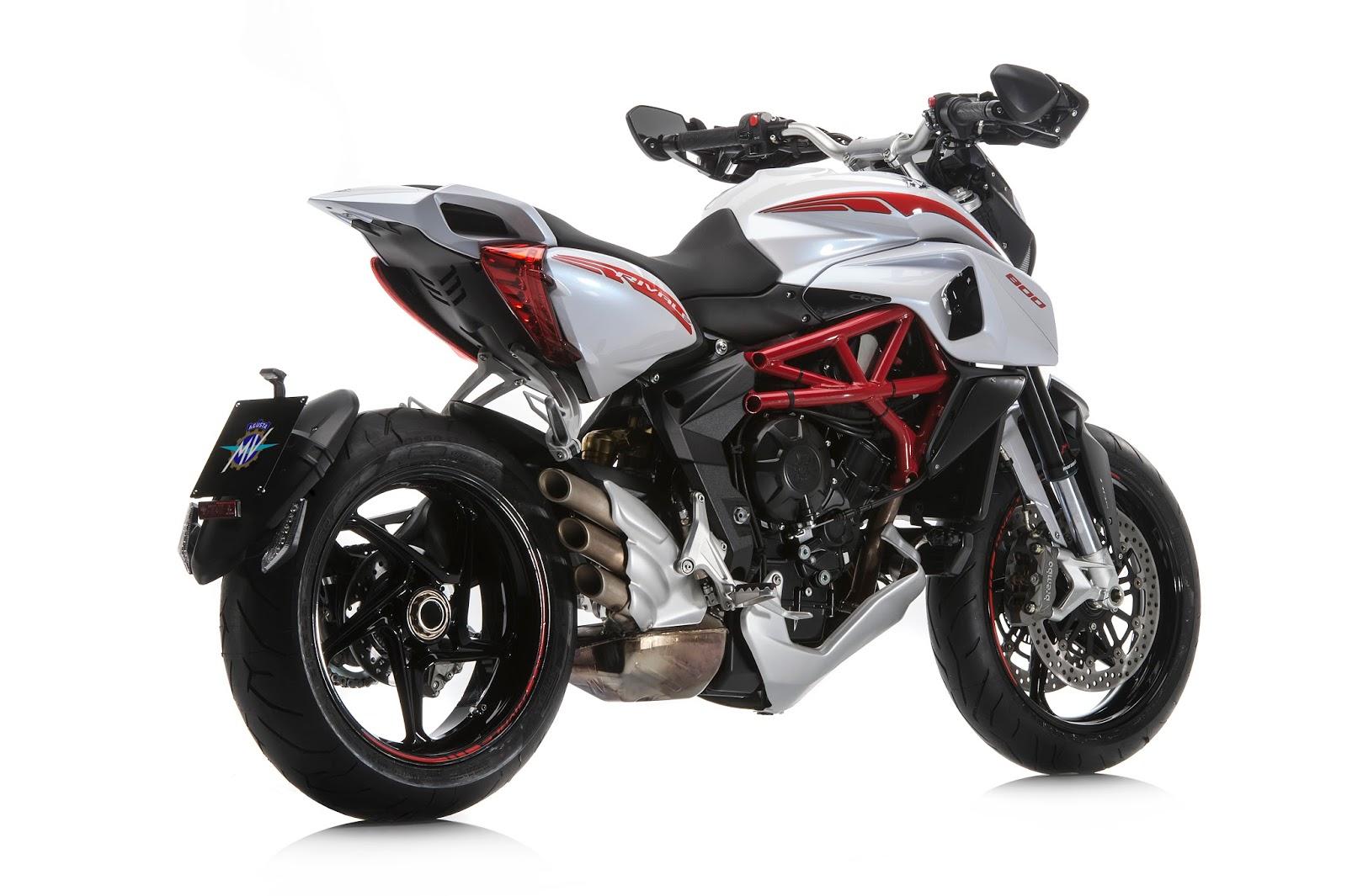 Racing Cafè: MV Agusta Rivale 800 2016