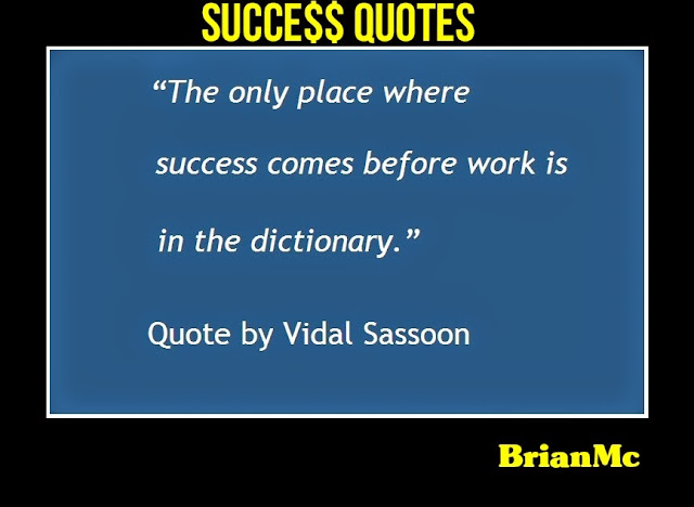 Success quote by Vidal Sasson