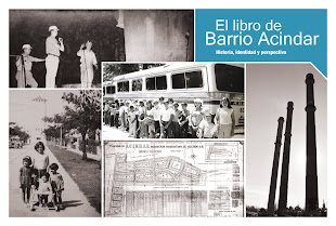 EL LIBRO DE BARRIO ACINDAR | LANZAMIENTO 14 DE MAYO DE 2011 | 19:00hs AUDITORIO MUSEO DE LA MEMORIA
