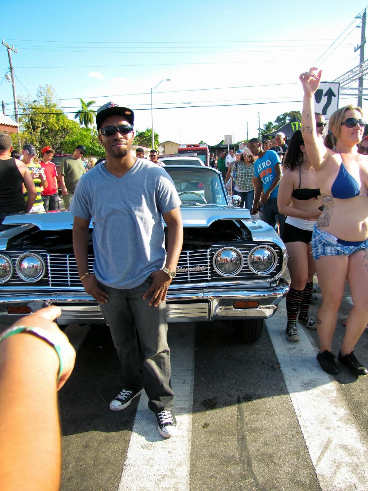 Calle Ocho 2014 Miami Florida Little Havana K-OTIC pictures image