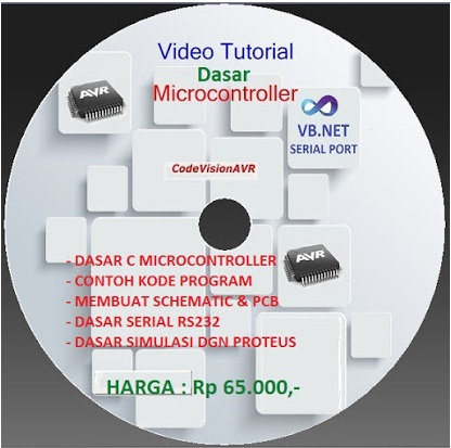 DVD Tutorial Microcontroller