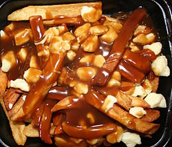 gastronomia canadense