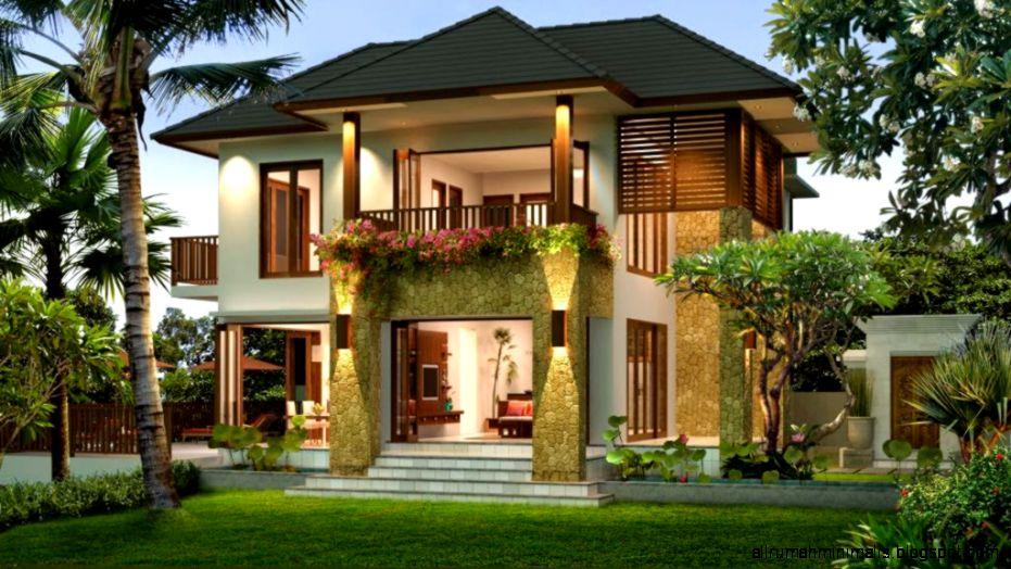 Gambar Rumah Idaman Minimalis Untuk Keluarga   Desain Denah Rumah