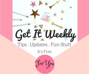 Get Weekly Updates