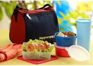 Pepperfry : Buy Topware Lunch Box With Insulated Bag- 4 Pcs worth Rs.910 at Rs.487 only,buytoearn