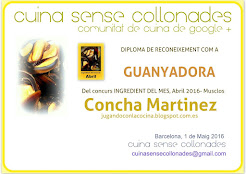 Concurso de Cuina sense collonades