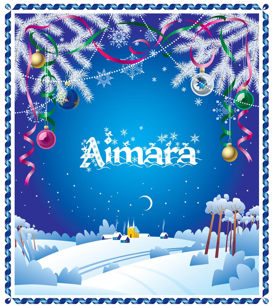 esta coleccin de postales navideas con nombres de personas mujeres hombres nias y nios es para todos nuestros fans y with postales navideas bonitas