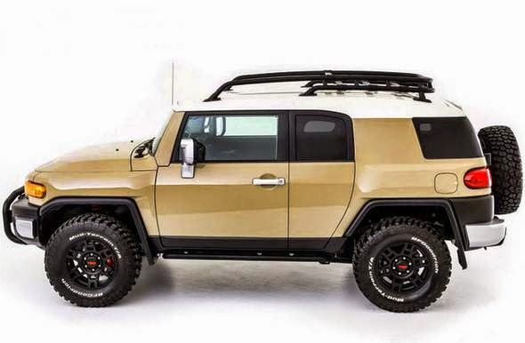 fj cruiser 2014 autos weblog. Black Bedroom Furniture Sets. Home Design Ideas
