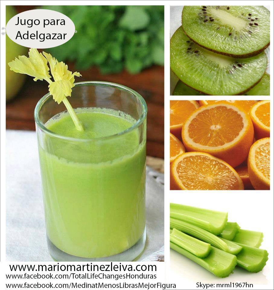 Asumen medicina natural para bajar de peso en una semana
