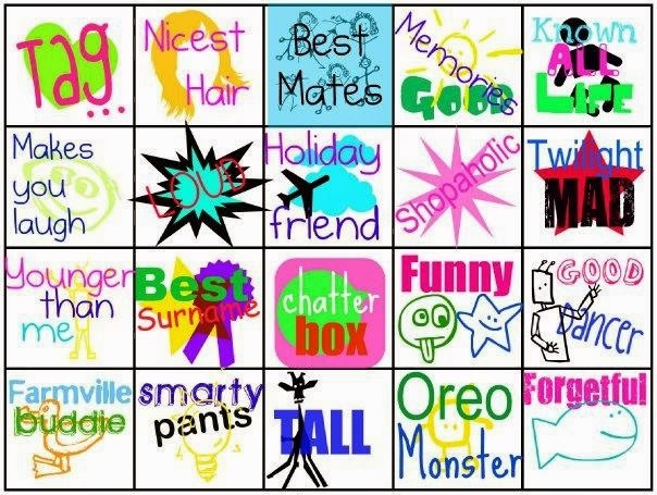Facebook Text Personality Tags For Friends