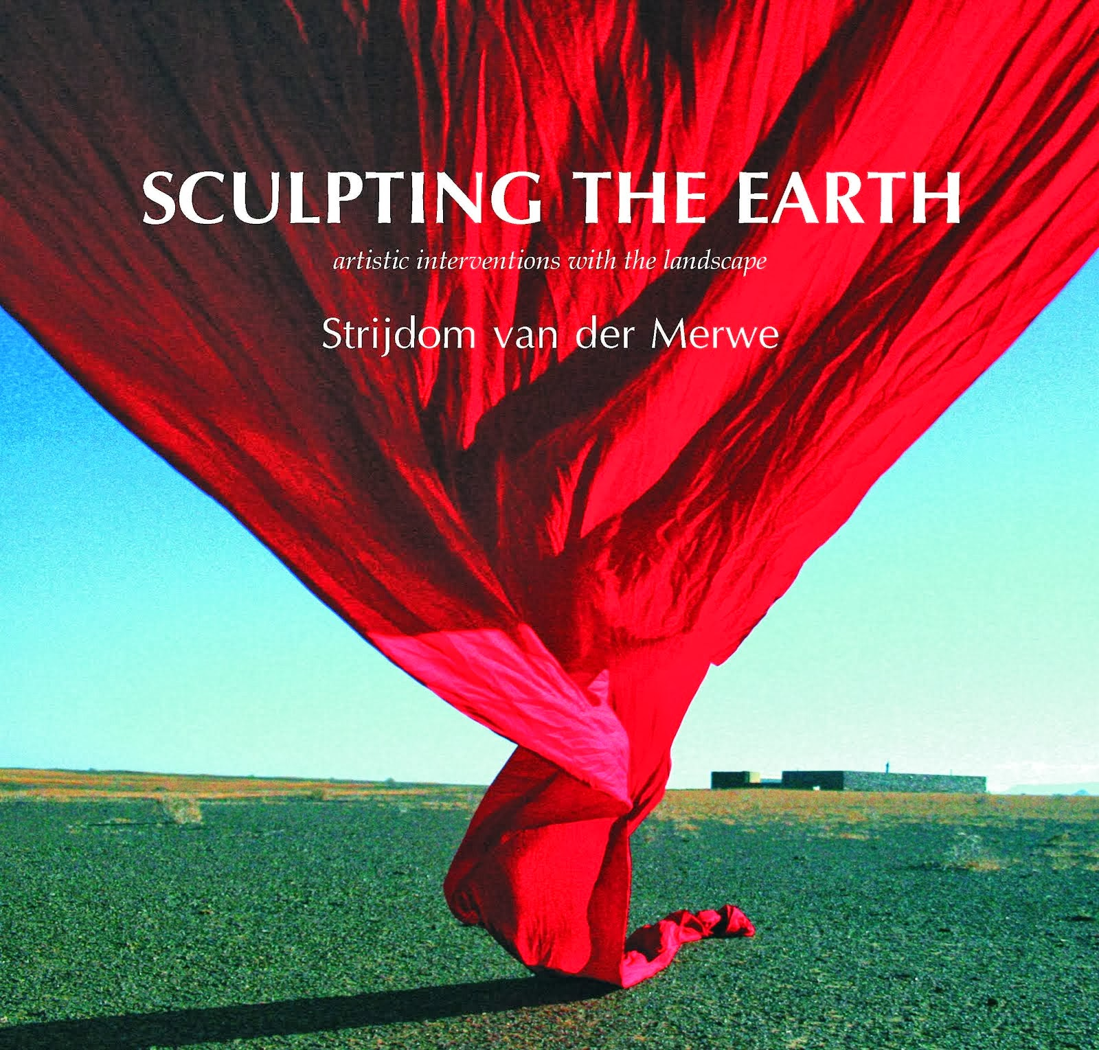 Sculpting the earth: Strijdom van der Merwe