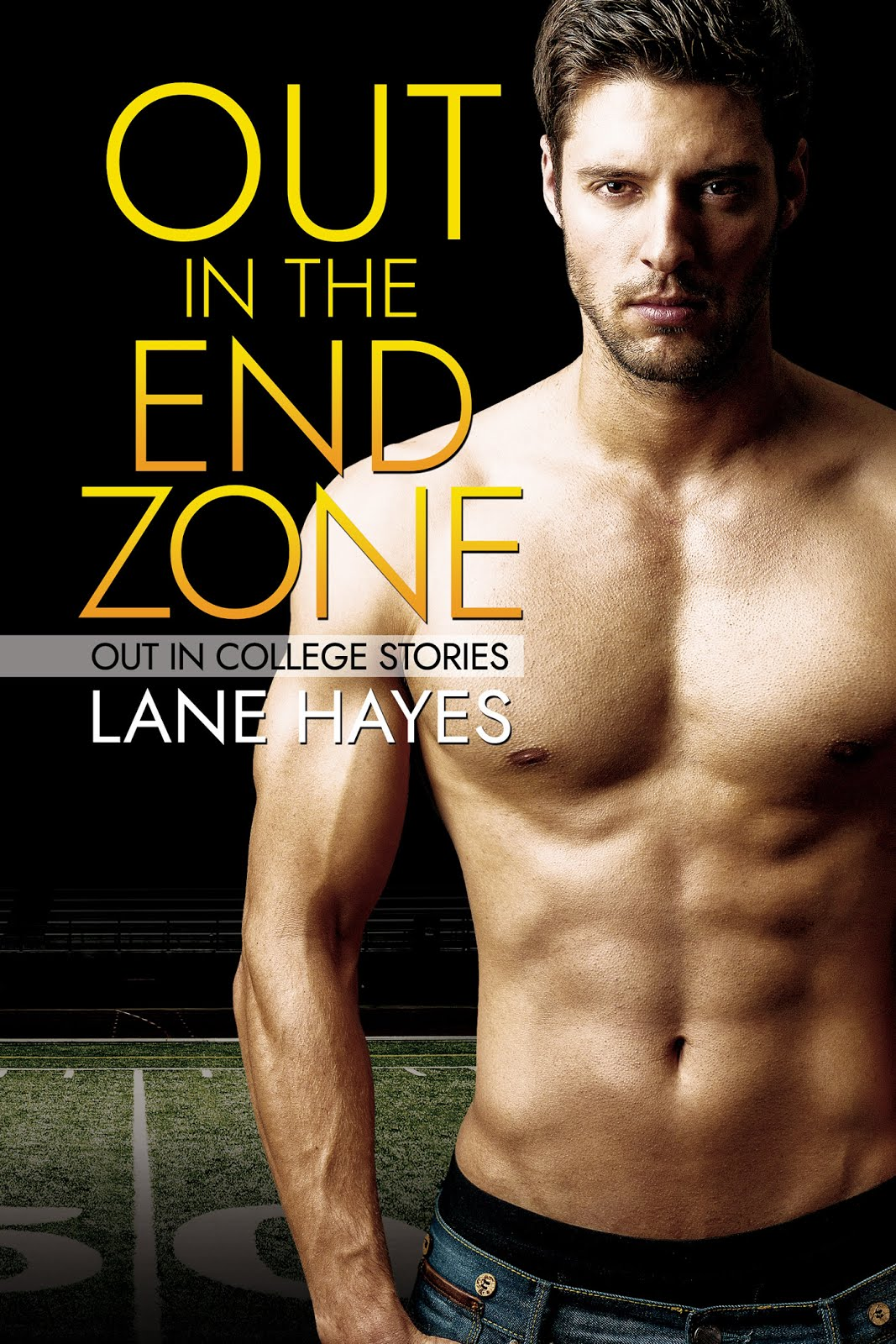 Out In The Endzone by Lane Hayes