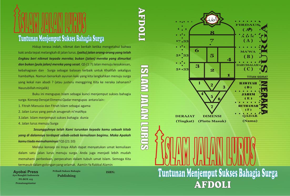 3 in 1 Buku Islam jalan lurus ilmu 31